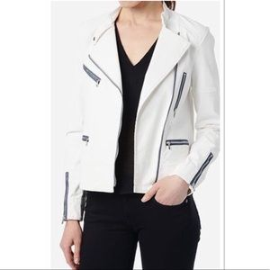 7 For All Mankind Moto Jacket Women's M